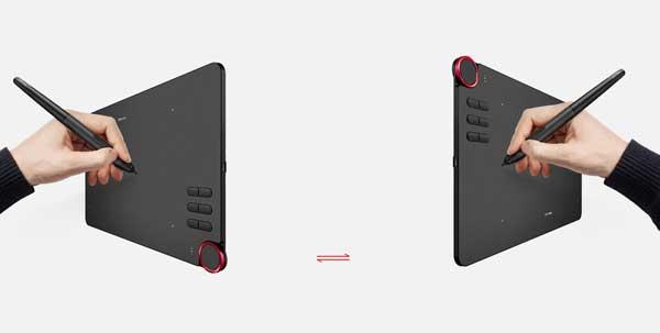 Tableta gráfica XP-Pen Deco 03 a mitad de precio