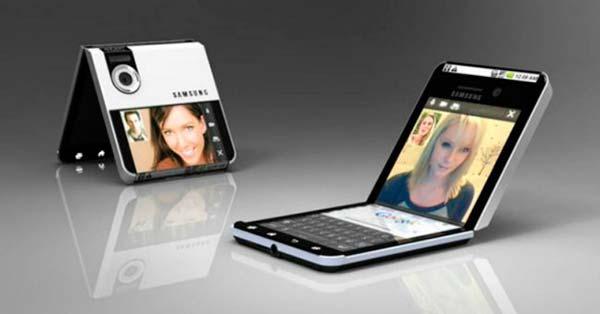 prototipo Samsung Galaxy X flexible