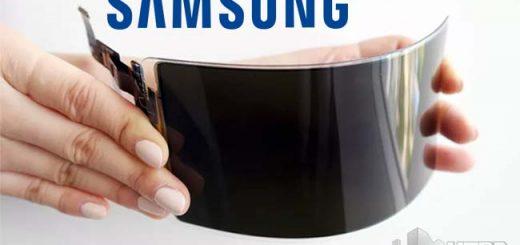 pantalla OLED flexible e irrompible Portada