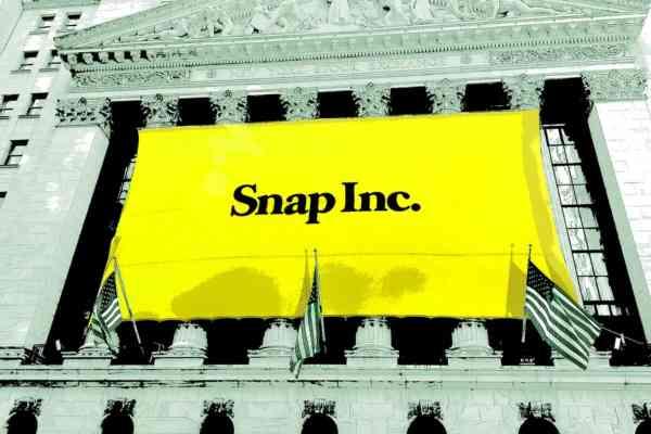 nuevo diseño de Snapchat