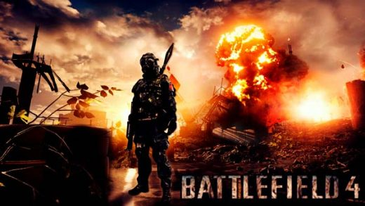 battlefield 4, portada
