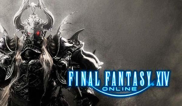 final fantasy xiv, portada