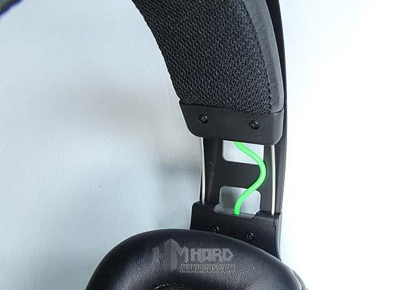 Razer Electra V2 cable en diadema