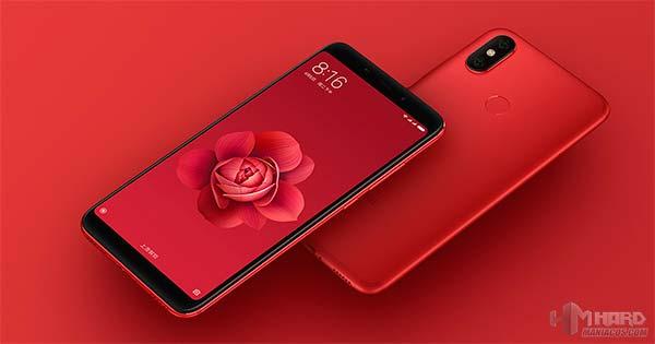 colores Xiaomi Mi A2