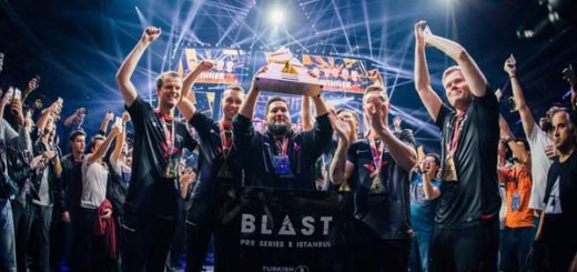 BLAST Pro Series Copenhagen se alía con Turtle Beach