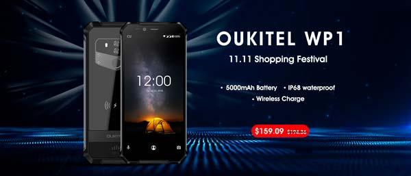 oukitel wp1 en venta anticipada, portada