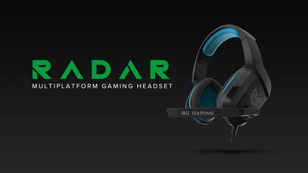 Radar es la nueva serie de auriculares económicos de BG
