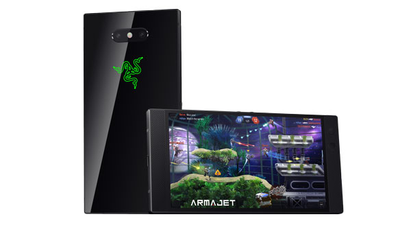 Razer Phone 2 será el nuevo móvil gaming de Razer