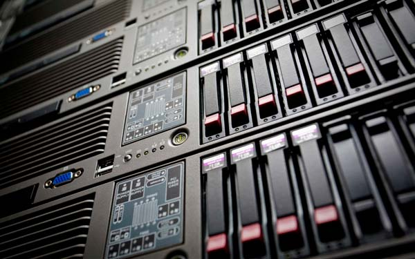 servidor hosting