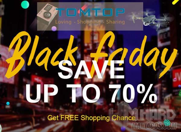 Black Friday enTomtop