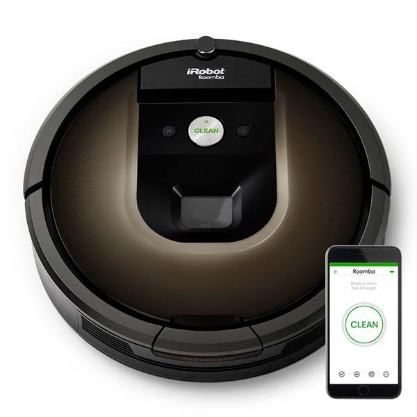 Roomba 980 mapeado