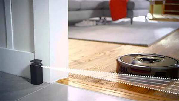 pared virtual Roomba 980