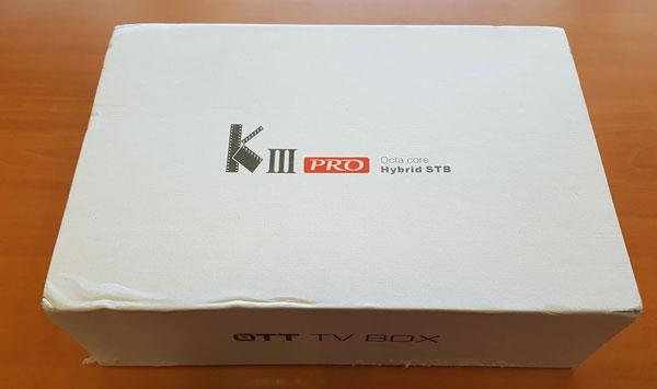 caja mecool KIII pro