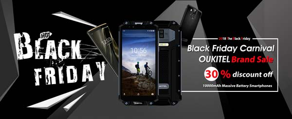 black friday en oukitel