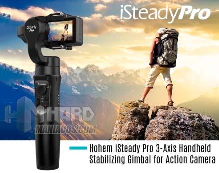 Estabilizador iSteady Pro3