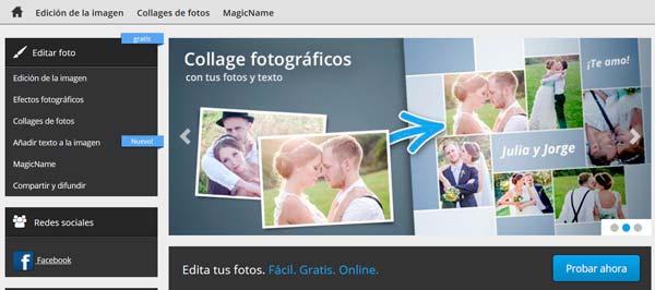 editor de fotos photofancy