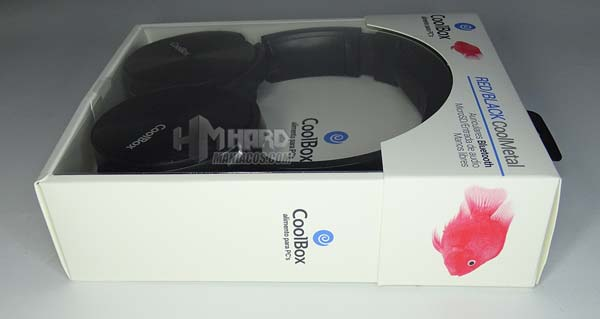 lateral caja CoolBox CoolMetal