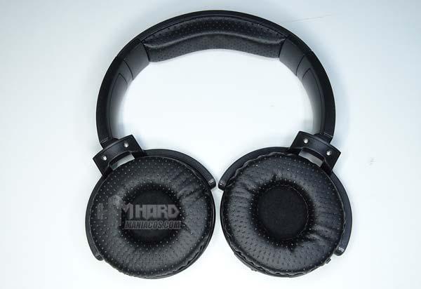 orejeras auriculares CoolBox CoolMetal