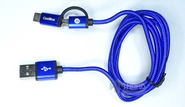 cable multi usb 2.0 coolbox, cable