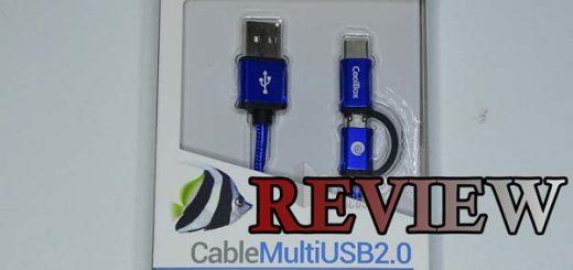 cable multi usb 2.0 coolbox, portada