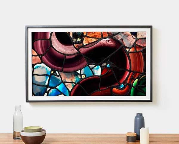 Depict Frame, el cuadro digital de arte personalizado para tu hogar