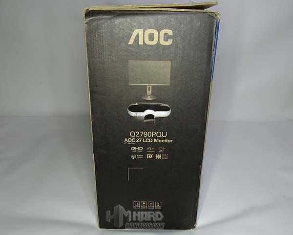 monitor aoc q2790pqu caja