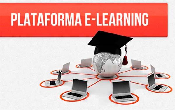 plataforma e-learning Portada
