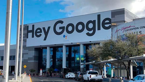 Google CES 2019