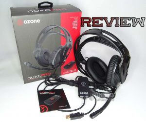 review auriculares ozone nuke pro