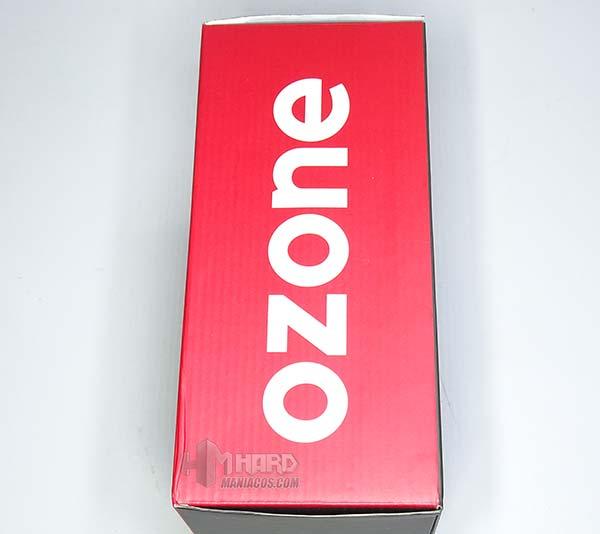 Ozone Nuke Pro lado caja Ozone