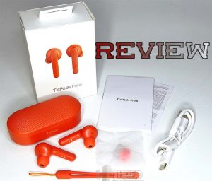 review auriculares mobvoi ticpods free