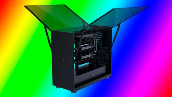 Nuevas cajas de PC de Razer y diseñadas por Razer