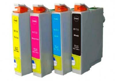 cartuchos de tinta para impresoras