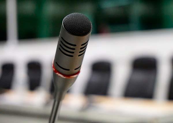 micrófono para youtube