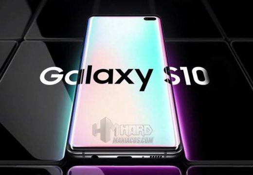 Galaxy S10 Portada