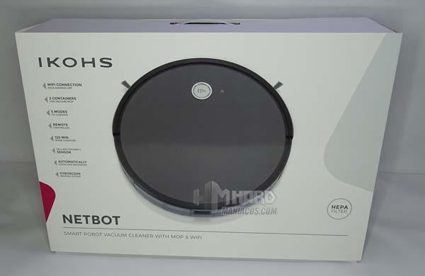 IKohs Netbot S14 caja