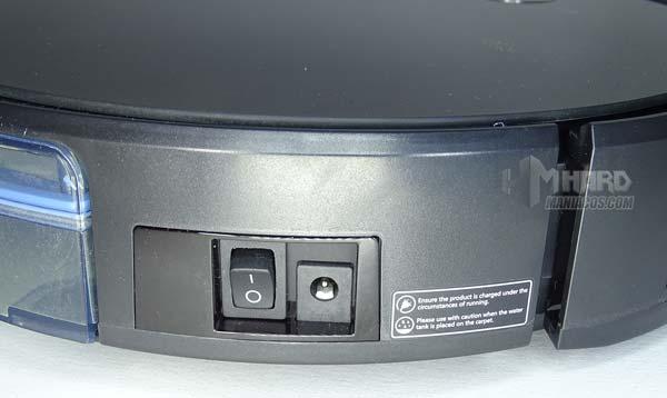 interruptor y conector Ikohs Netbot S14