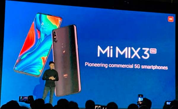 Xiaomi Mobile World Congress 2019