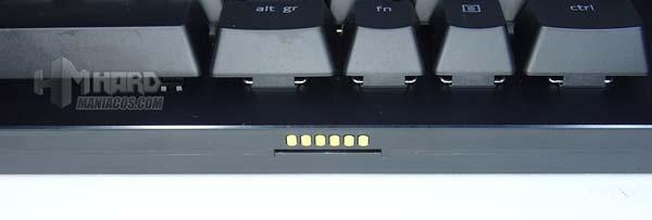 imanes teclado Razer Huntsman Elite