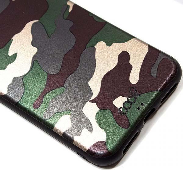 funda para móviles de camuflaje
