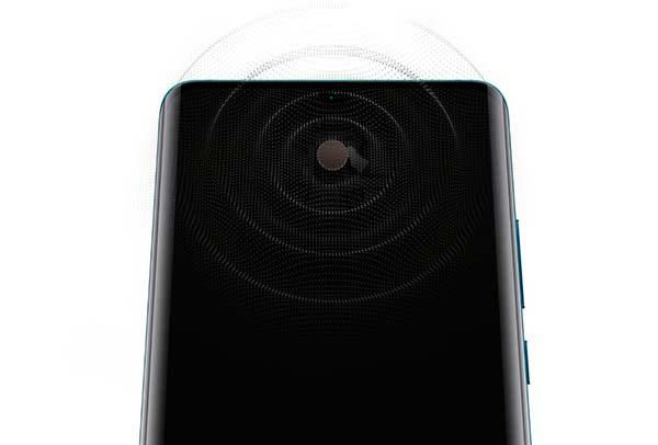 altavoz en pantalla movil Huawei