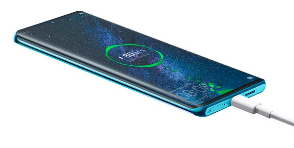 carga rápida batería Huawei P30 Pro