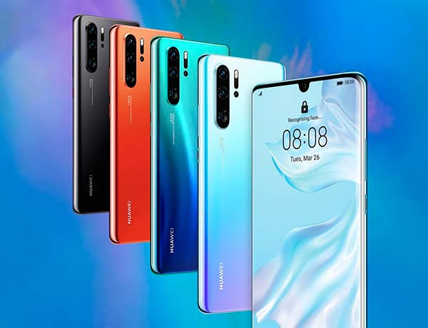 colores Huawei P30 Pro