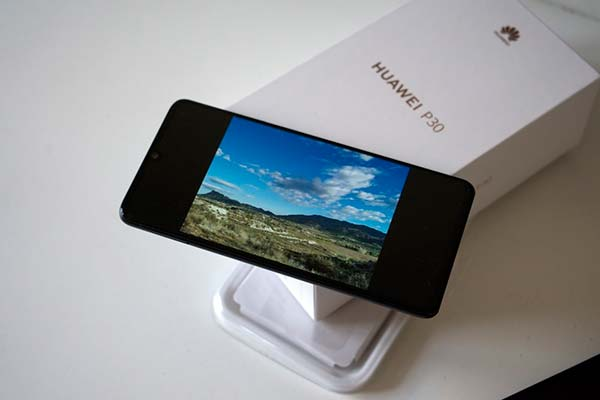 fotografias Huawei P30