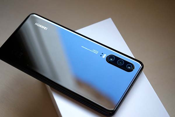 Huawei P30 colores