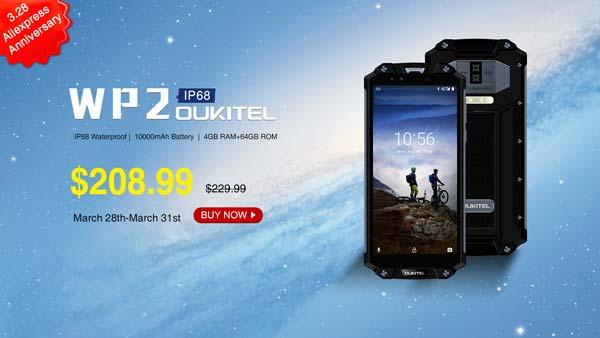 oukitel wp2