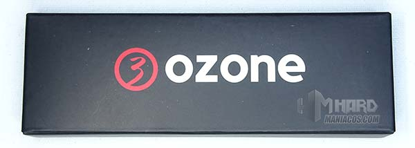 ozone exon x90 caja botones