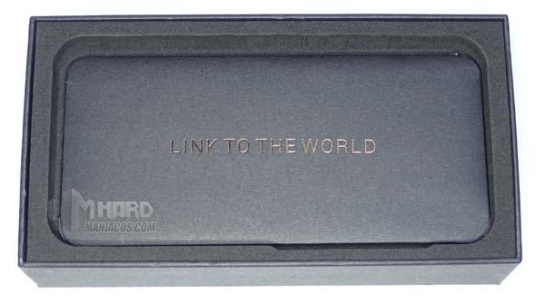 umidigi one max, interior caja