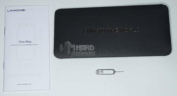 umidigi one max, accesorios