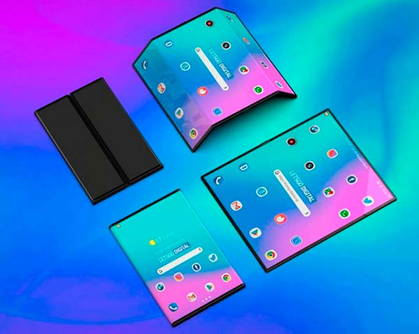 smartphone plegable Xiaomi